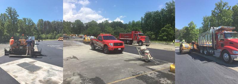 bus-parking-lot-paving-millersville-md-2