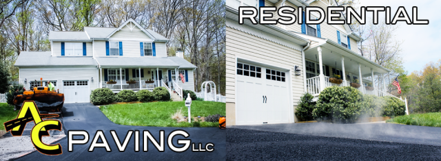 residential paving Annapolis | residential asphalt Baltimore | residential driveways Maryland | Anne Arundel County | Calvert County | Howard County
