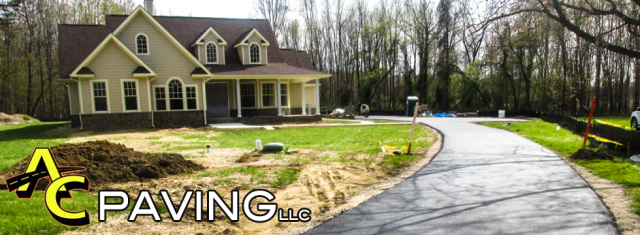 Residential Paving Asphalt Driveway Repair Annapolis