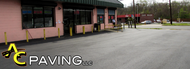 Commercial Paving In Anne Arundel County Maryland Ac