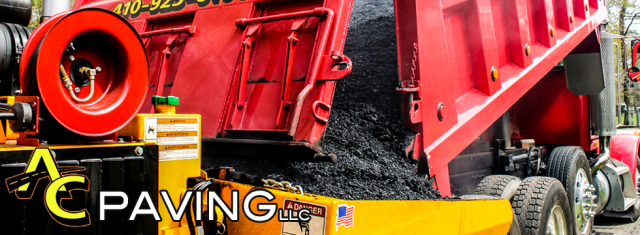 Why Ac Paving For Your Commercial Paving Contractor In