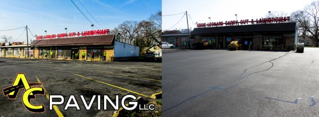 commercial asphalt paving Annapolis | asphalt paving contractors Anne Arundel County