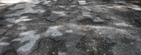 Driveway erosion can't be ignored. Contact AC Paving today for a FREE quote on driveway repair!