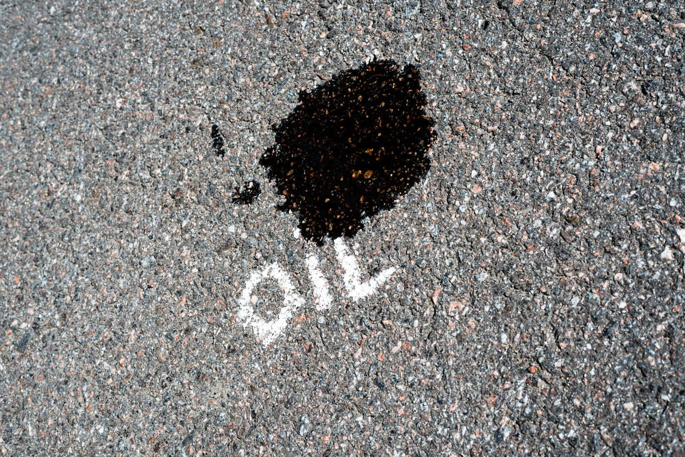 Ac Paving How To Remove Oil Stains From